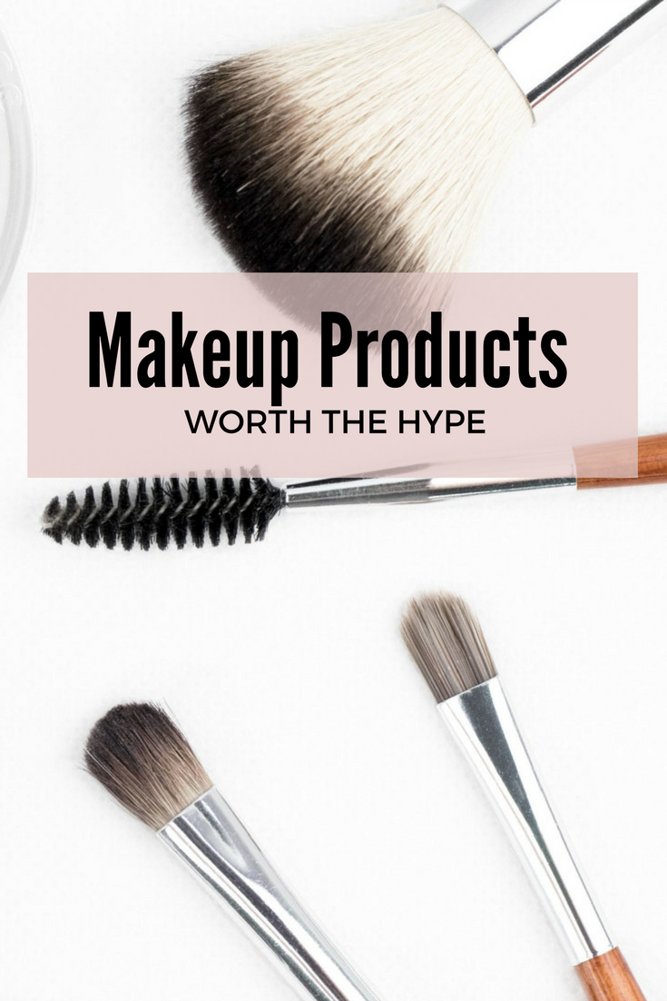 Makeup Products Worth The Hype