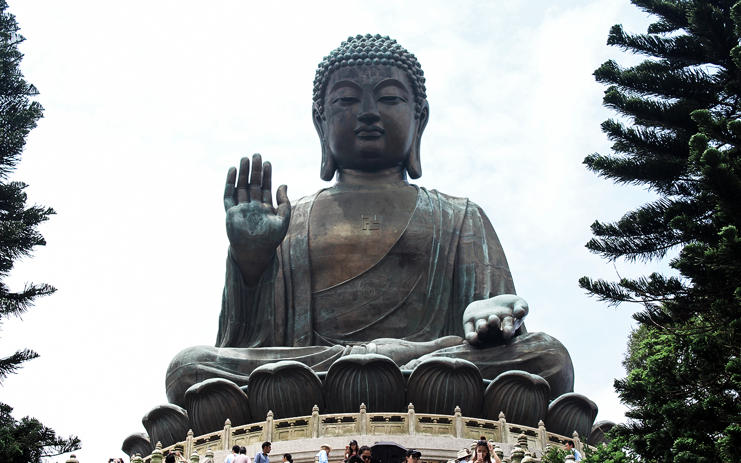 budda / Before Going to China