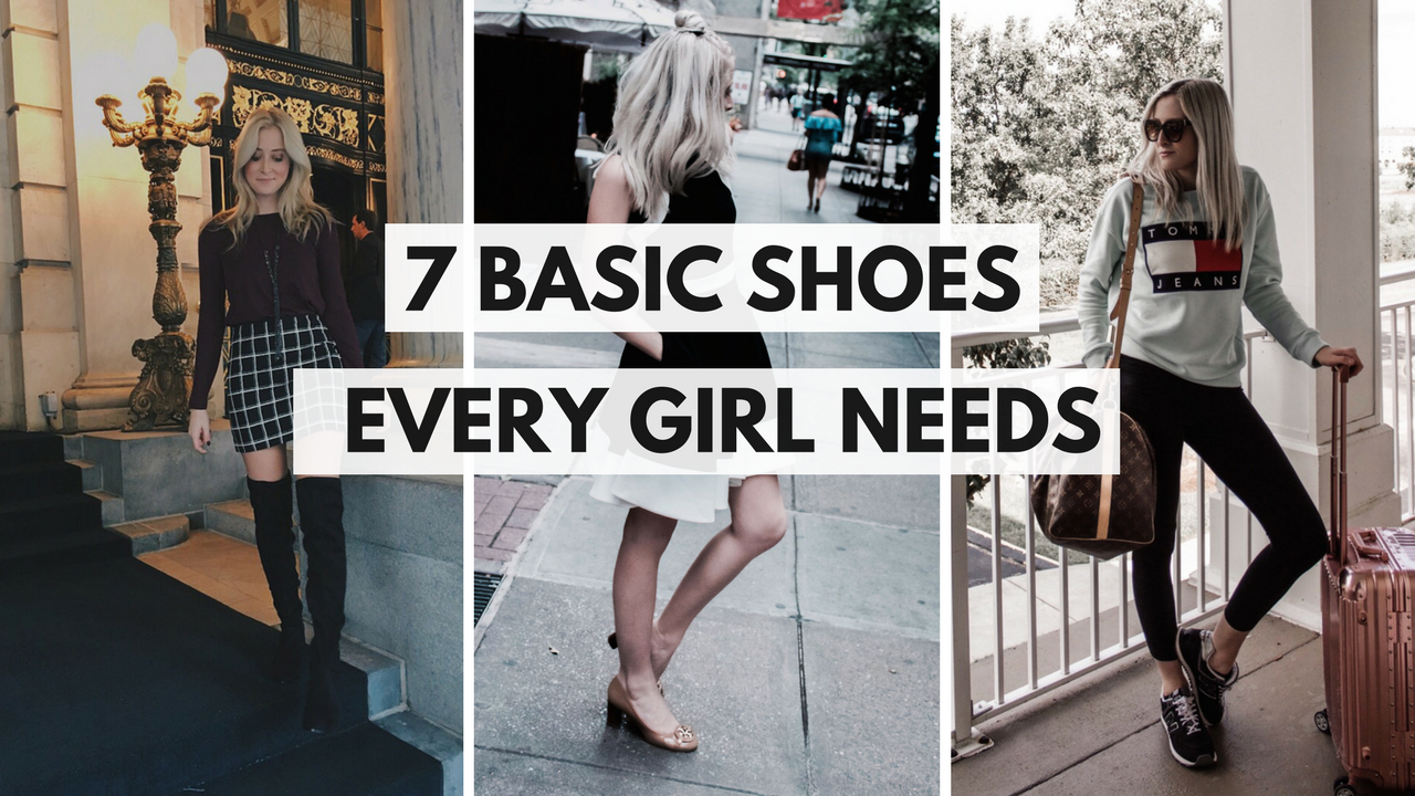 shoes that every girl needs