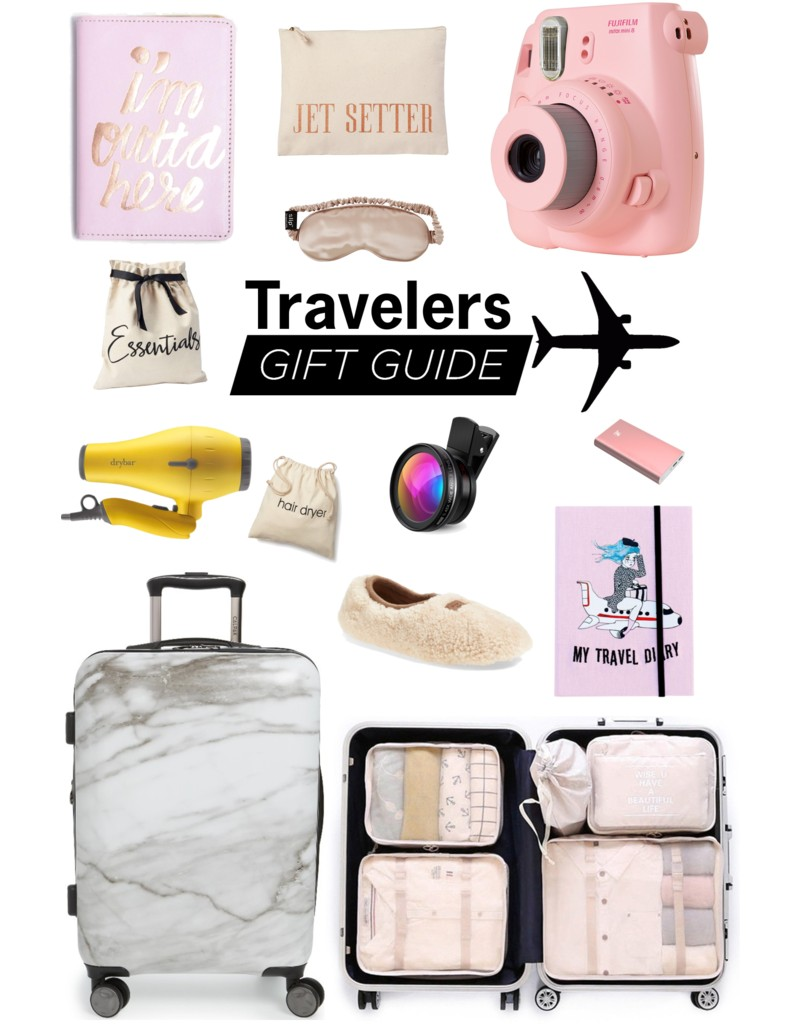 travel gift ideas for females