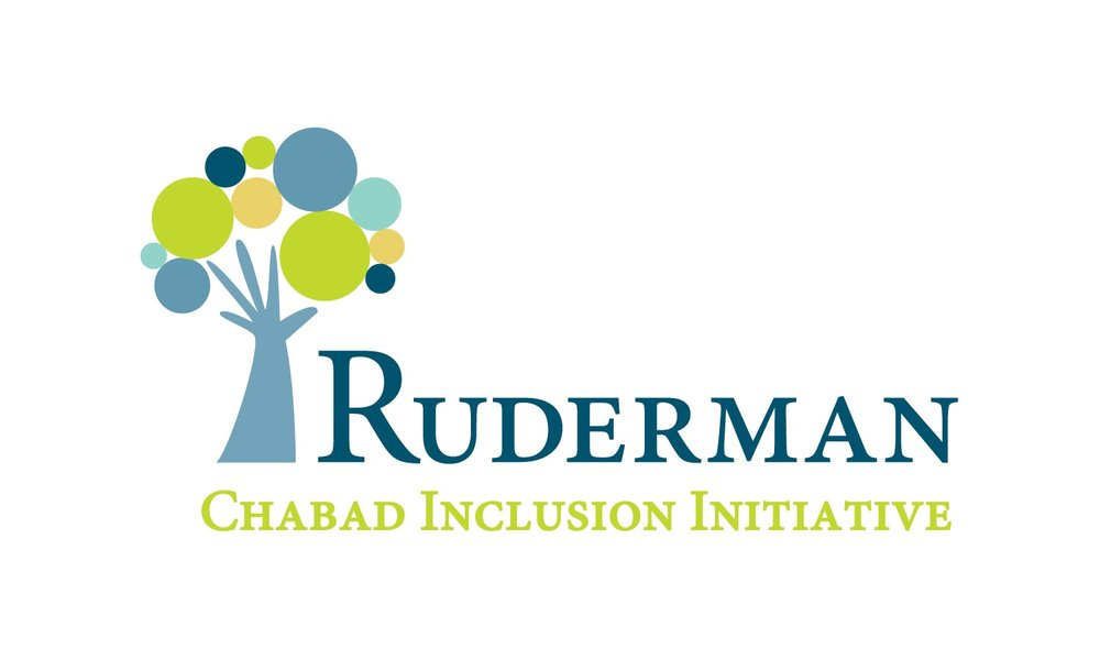 - This project is in partnership with the Ruderman Chabad Inclusive Initiative