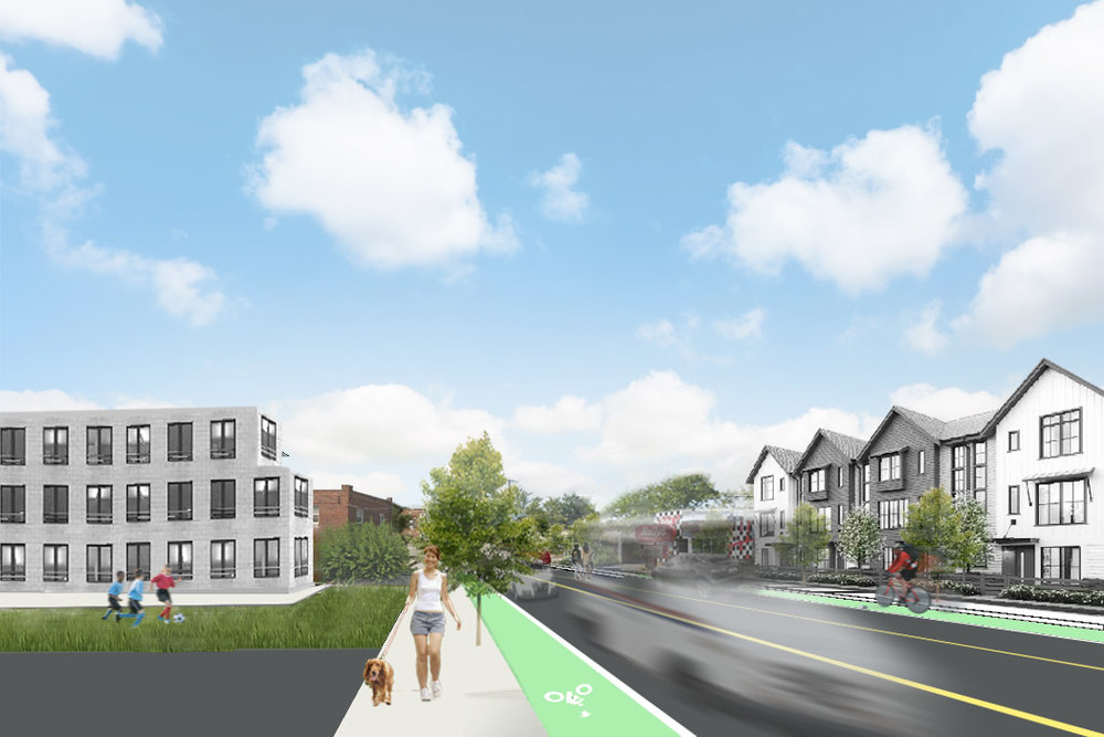Client: Lakewood, OH - CRP 5080: Urban Design Workshop