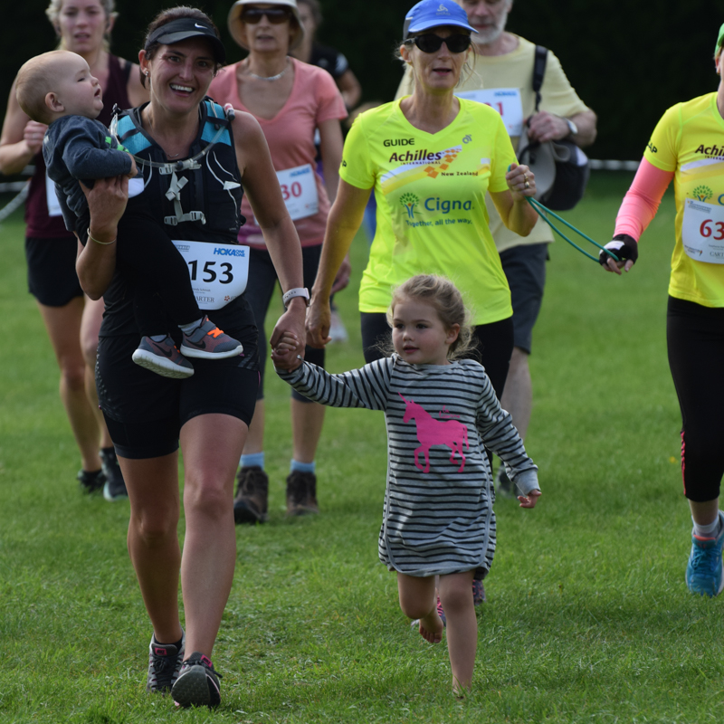 An event for the whole family - Come to Tai Tapu and have a great day achieving personal goals and soaking up the festival atmosphere. With running or walking courses for all levels and abilities, ranging from the 1.6km kids dash right up to the 15km elite running race, all participants will find their needs catered to. And we haven't forgotten the wonderful friends and family who come out to support their athletes. There are activities and entertainment galore as well as food and drink to keep the day fun for all.Choose your course