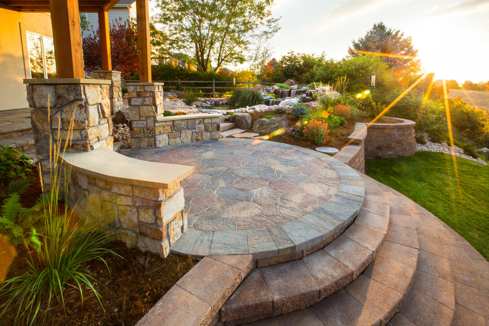 Zak George Landscaping - Colorado - Residential Landscaping - Design & Install