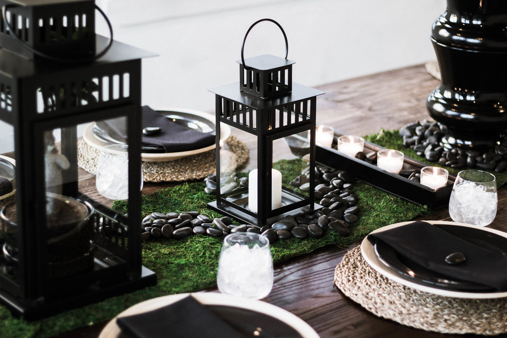 Tablescape by Torin Mitchell