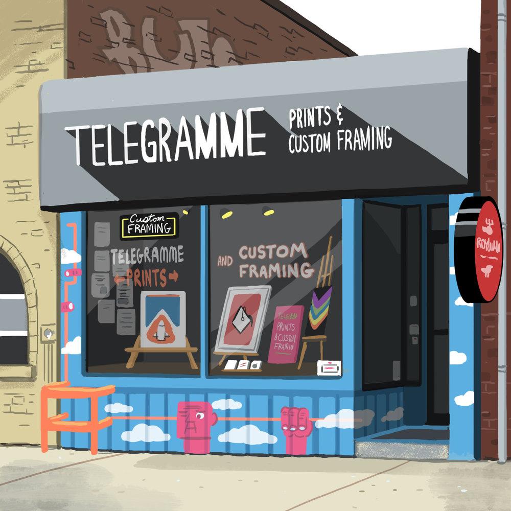 Telegramme (Toronto)