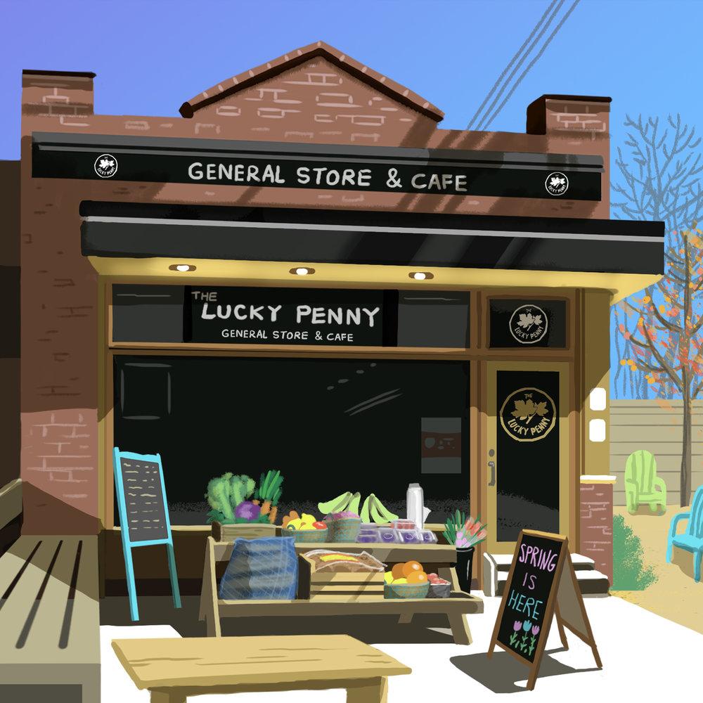 Lucky Penny (Toronto)