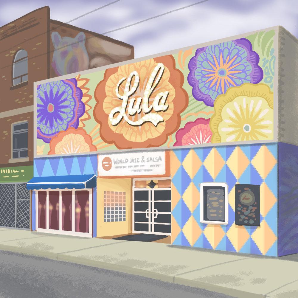 Lula Lounge (Toronto)