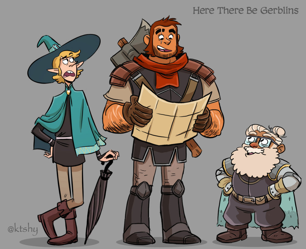 The Adventure Zone.