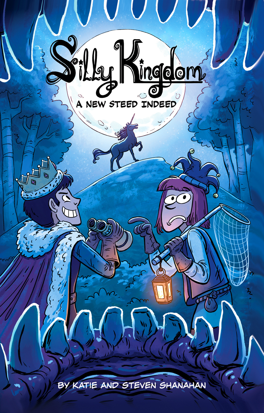 Read  Silly Kingdom #2  here!