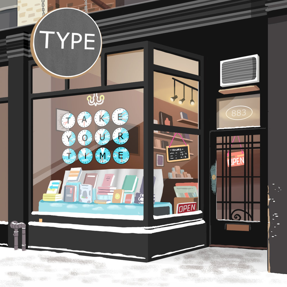 Type bookshop (Toronto)