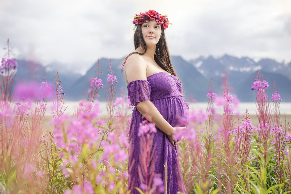 fireweed maternity