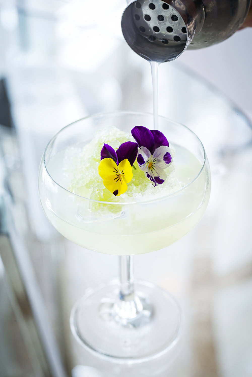 Italian inspired cocktails