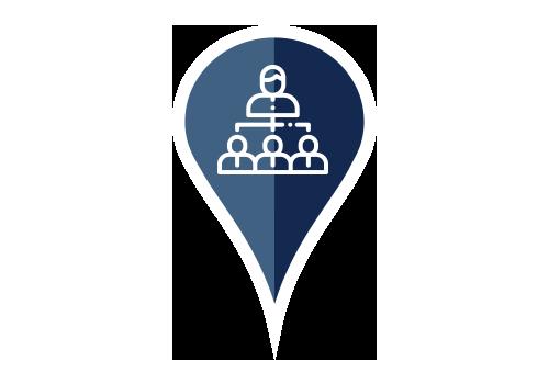 Notifiera & tilldela - Med robusta varningar och arbetsflöde för alla dina platser kan du och ditt team snabbt och enkelt, tilldela och dela upp uppgifter.