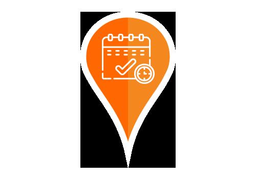 SCHEMAlägg inlägg - Posta på optimal tid med postplanering.Planera inlägg och maximera exponeringen för din målgrupp. Se till att ditt innehåll släpps när det är mest sannolikt att det ses, genom att schemalägga det för att visas när din publik är som mest aktiv.