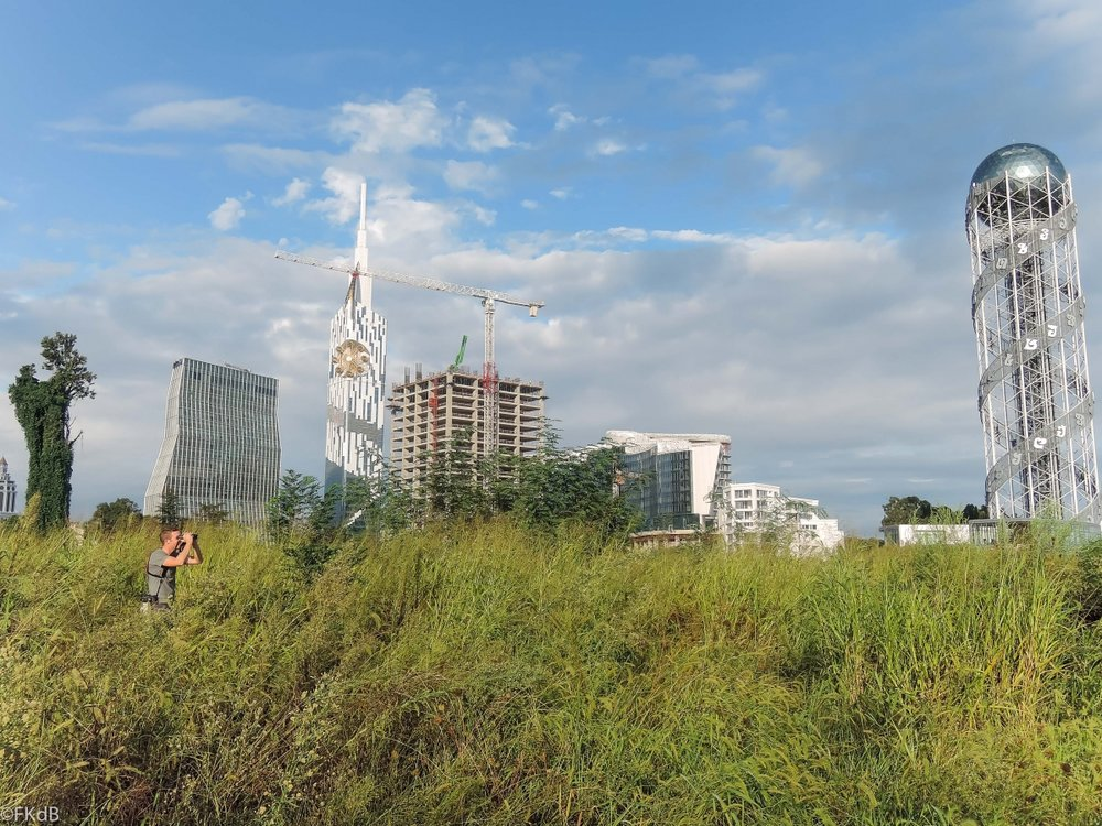 Batumi Seaside -