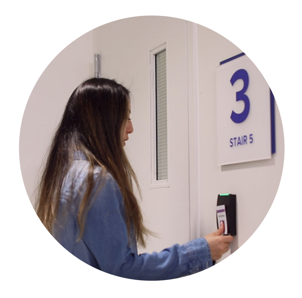 Access Control - All types of access control systems undertaken including audio/visual, magnetic swipe/proximity reader, digital keypads and biometrics. Single or multiple entrance stand alone or network.