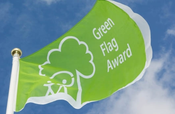 our awards - In 2014 Westerly Ware was selected for the prestigious Green Flag Award for the highest standards across eight key judged criteria. We are delighted to have maintained this status for the past four years and also to have been given a Gold Richmond in Bloom Merit award in 2018.