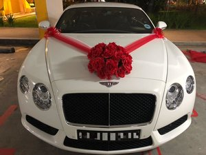 6 Singapore Wedding Car Decoration Ideas Sg Hired Cars Luxury