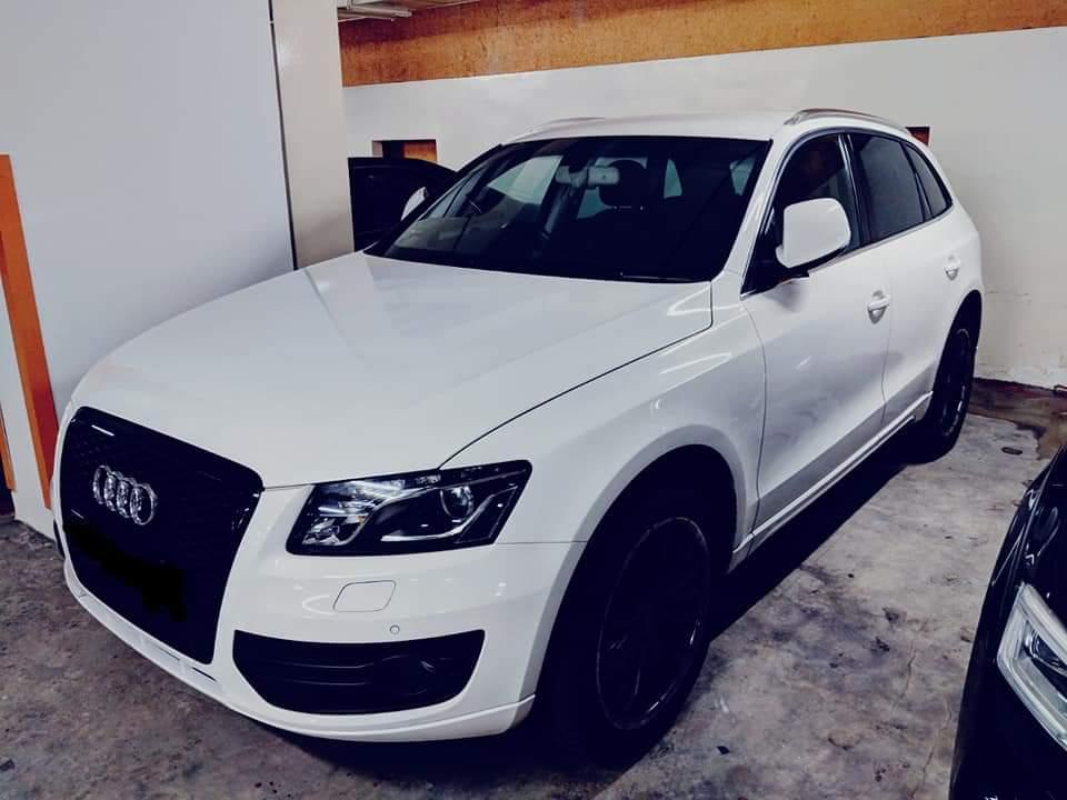 Audi Q5 B8