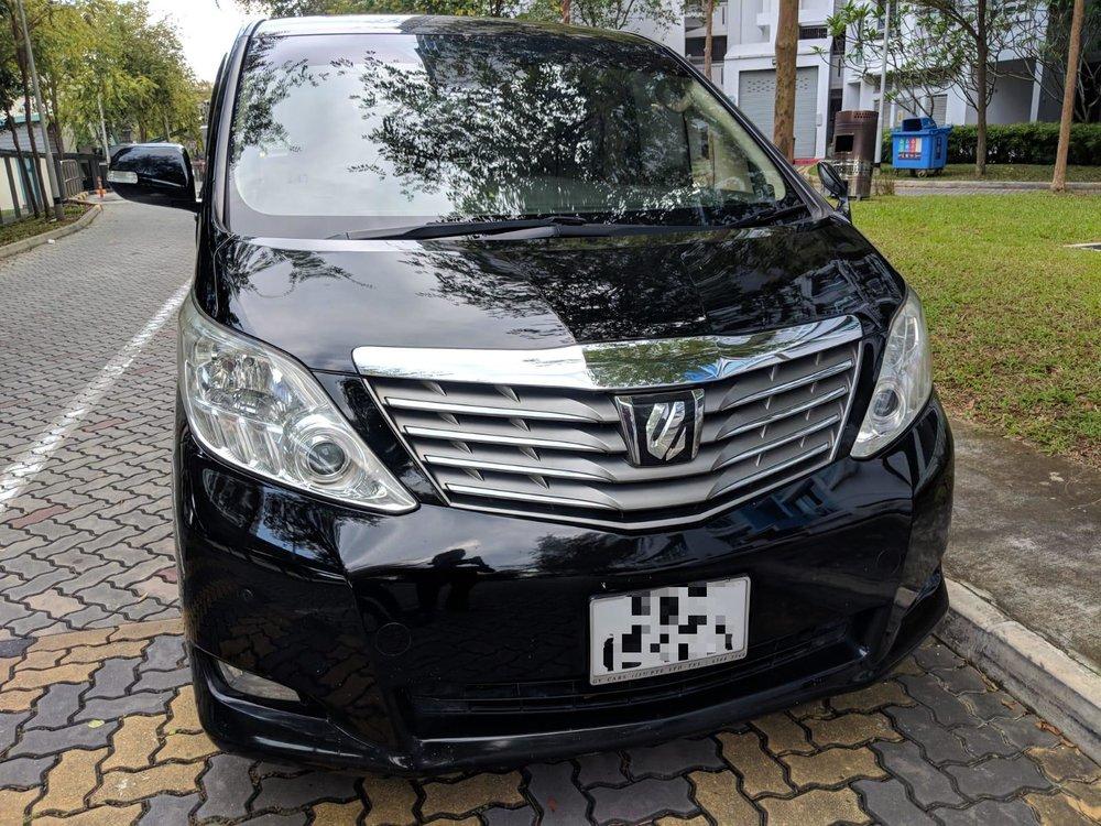 Toyota Alphard