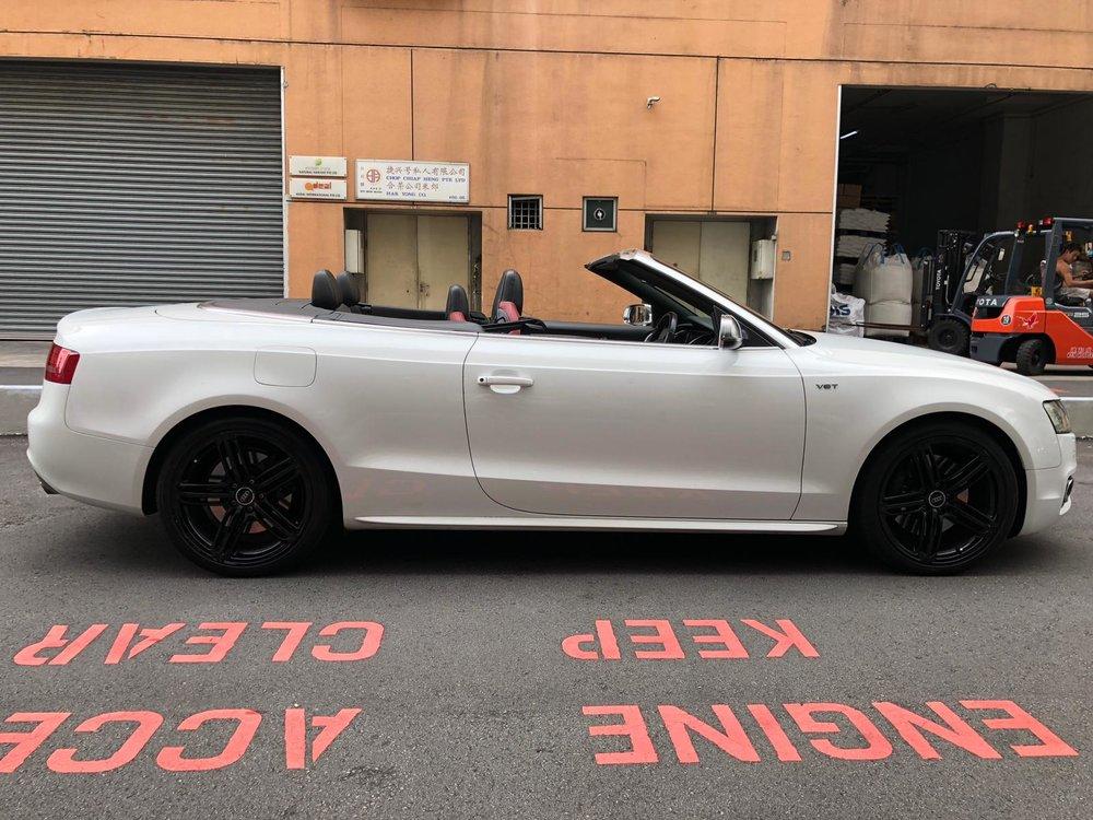 Audi S5 B8