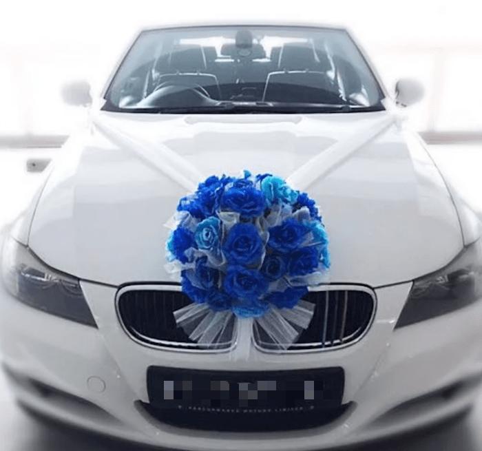 BMW 3 series Wedding Car