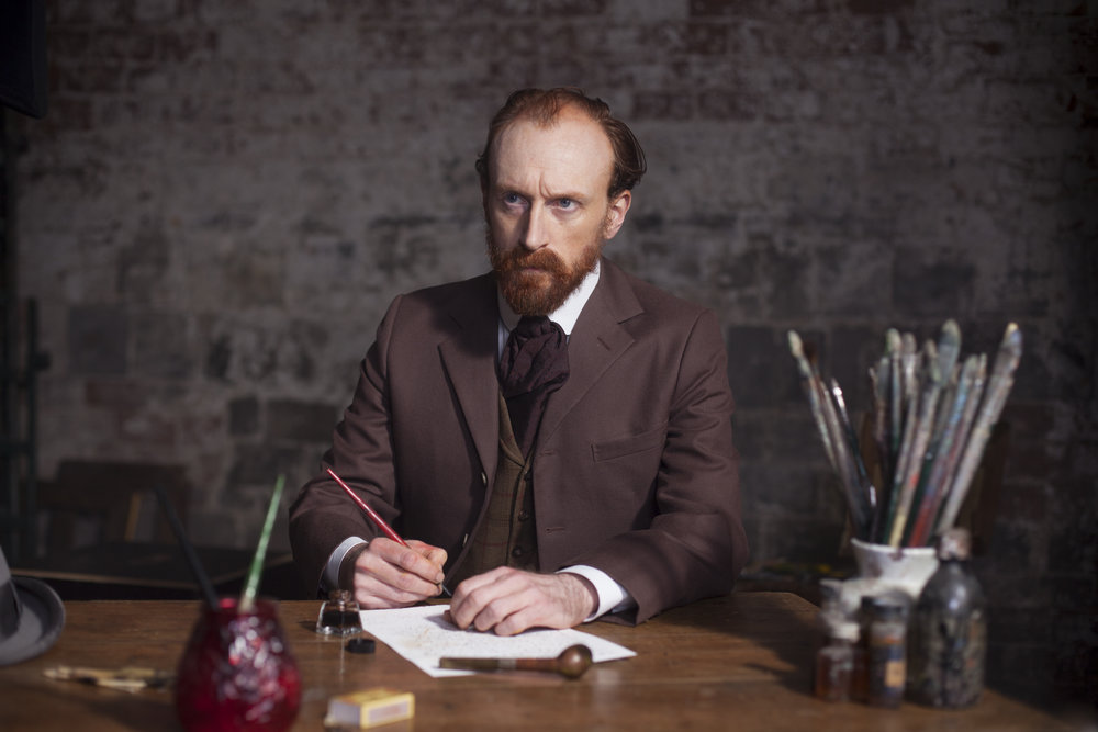 EOS Vincent van Gogh © Seventh Art Productions & Annelies van der Vegt