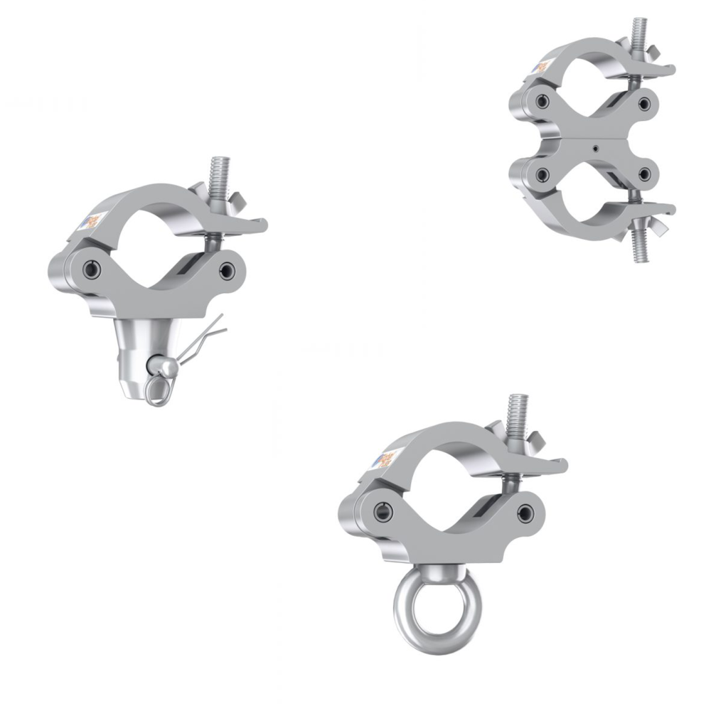 clamps for truss or scaff.