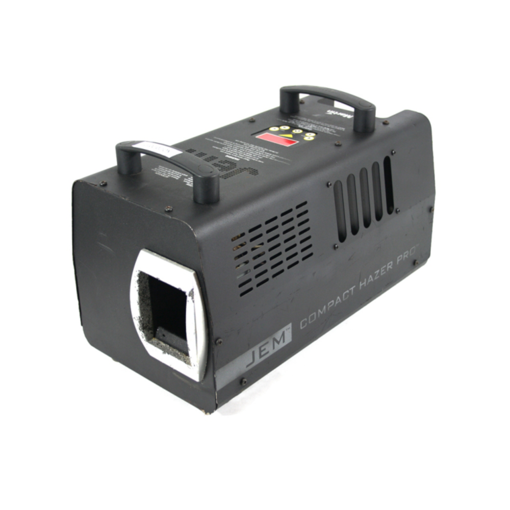 JEM Compact Hazer Pro.