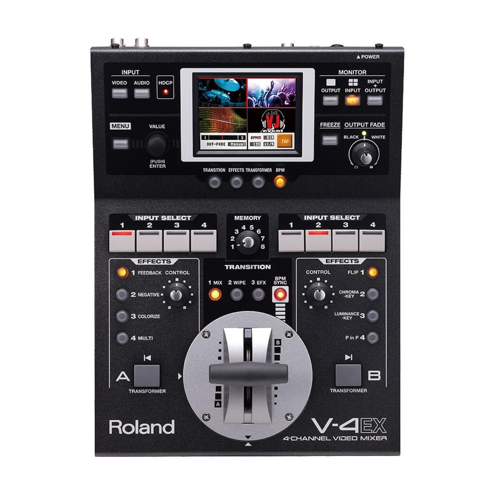 Roland V-4EX.