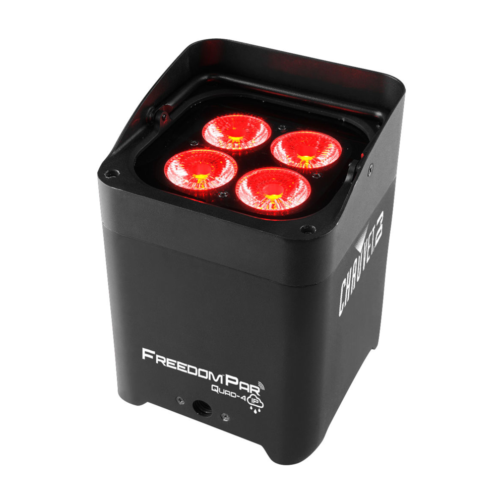 Chauvet freedom PAR Quad black.