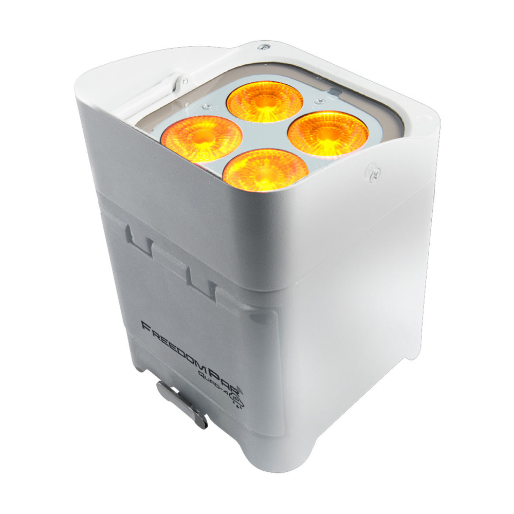 Chauvet freedom PAR Quad White.