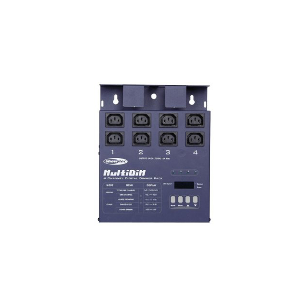 4 channel Dimmer