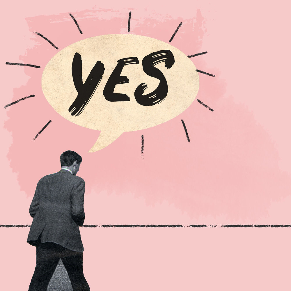 Case studies get you to 'YES' faster. -