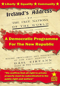 A Democratic Programme For The New Republic.