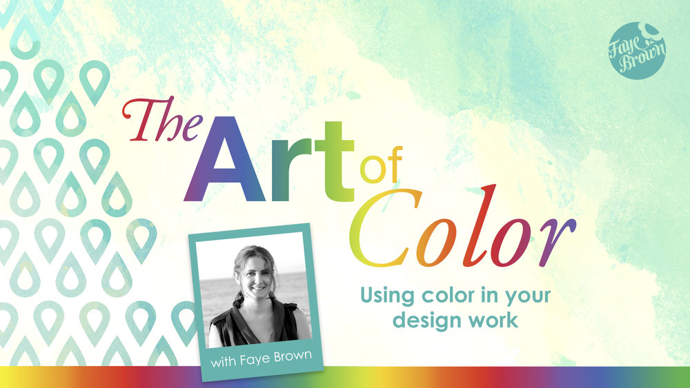 THE ART OF COLOUR