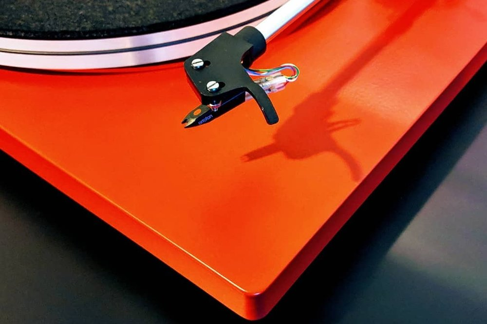 Turntables - We have new turntables and we service most brands of older turntables.