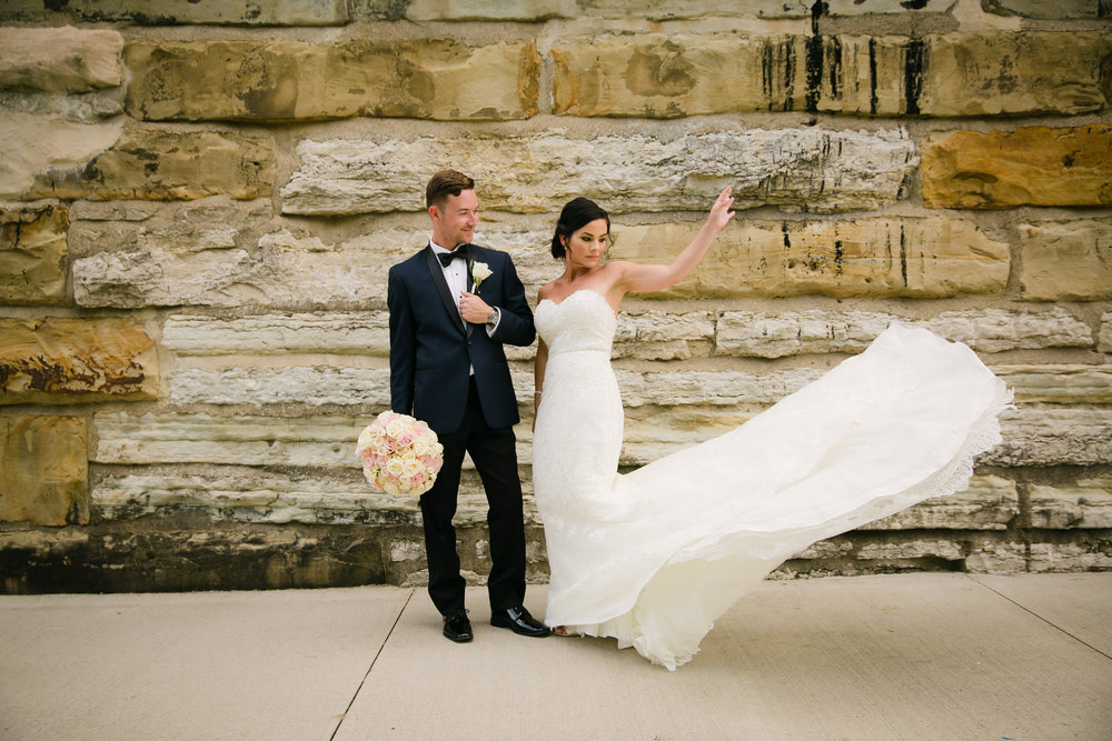 Cincinnati Burnham Hall Wedding