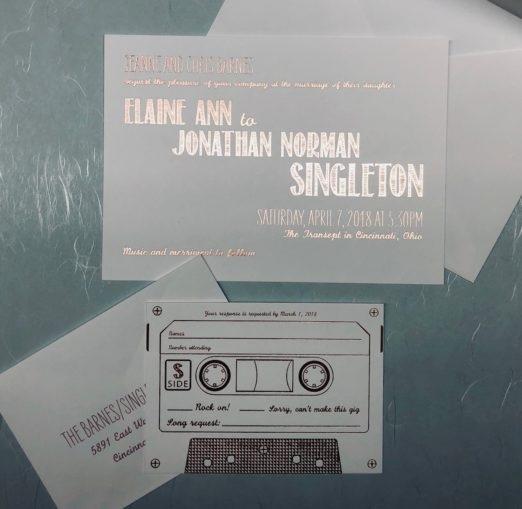Cassette+tape+wedding+suite