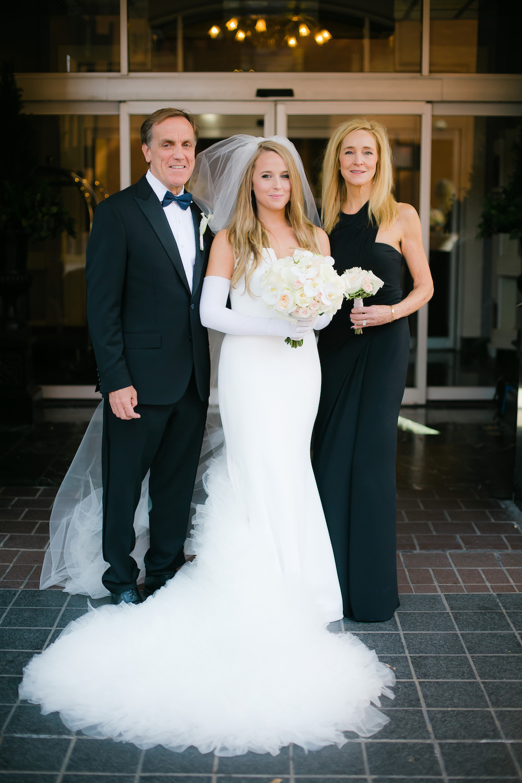 Cincinnati wedding celebration at the Hall of Mirrors