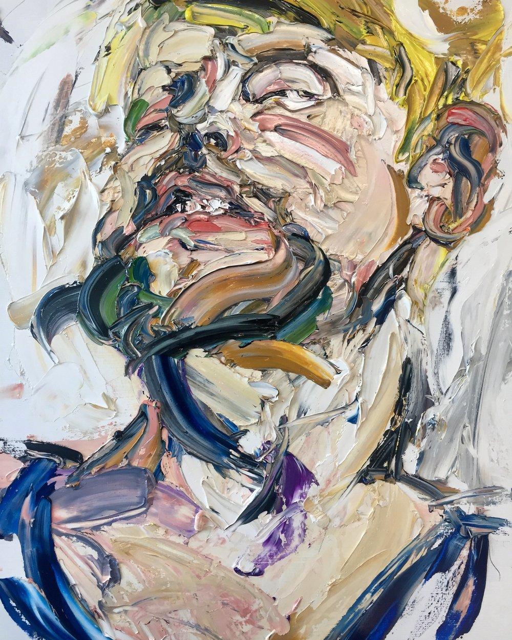 Ehren Clodfelter,  untitled , 2018