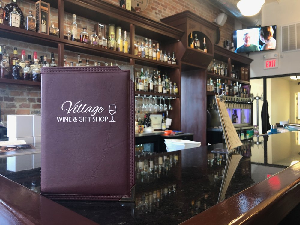 Whiskey Bar - Behind the main room we have the Whiskey Bar. Not only will you find the area's finest selection of whiskey, bourbon, scotch, and rye available for bottle sales, but we have many of them open for drinking at the bar!
