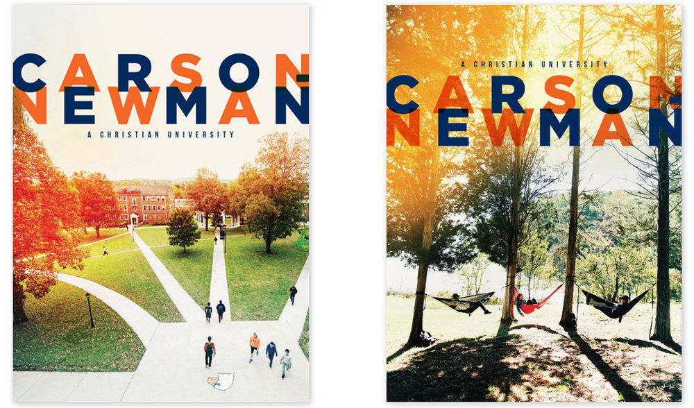 Viewbook Covers