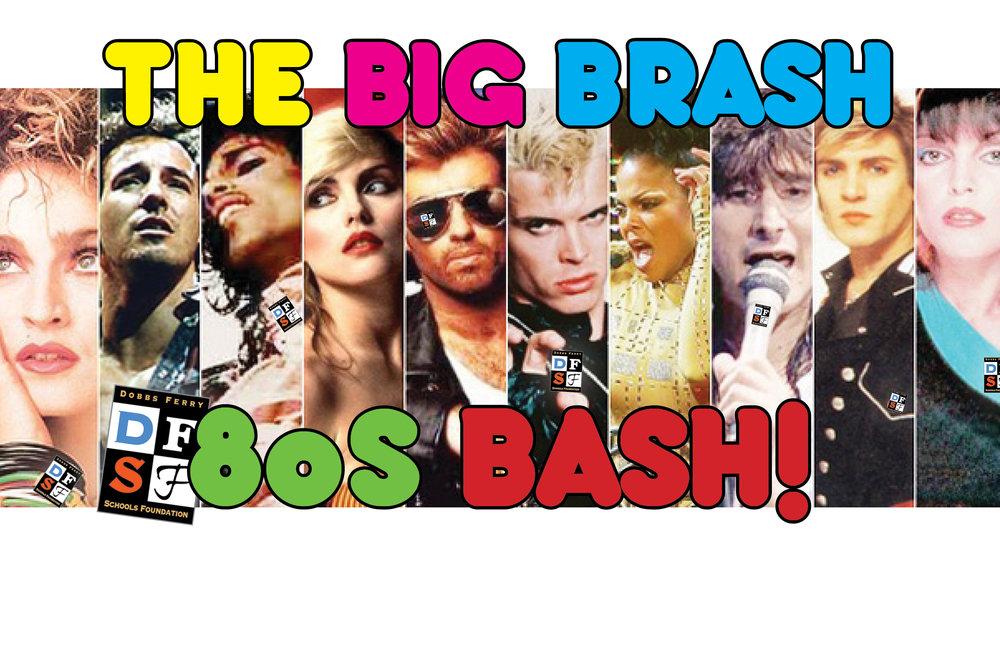 Big Brash 80s Bash!: 2014