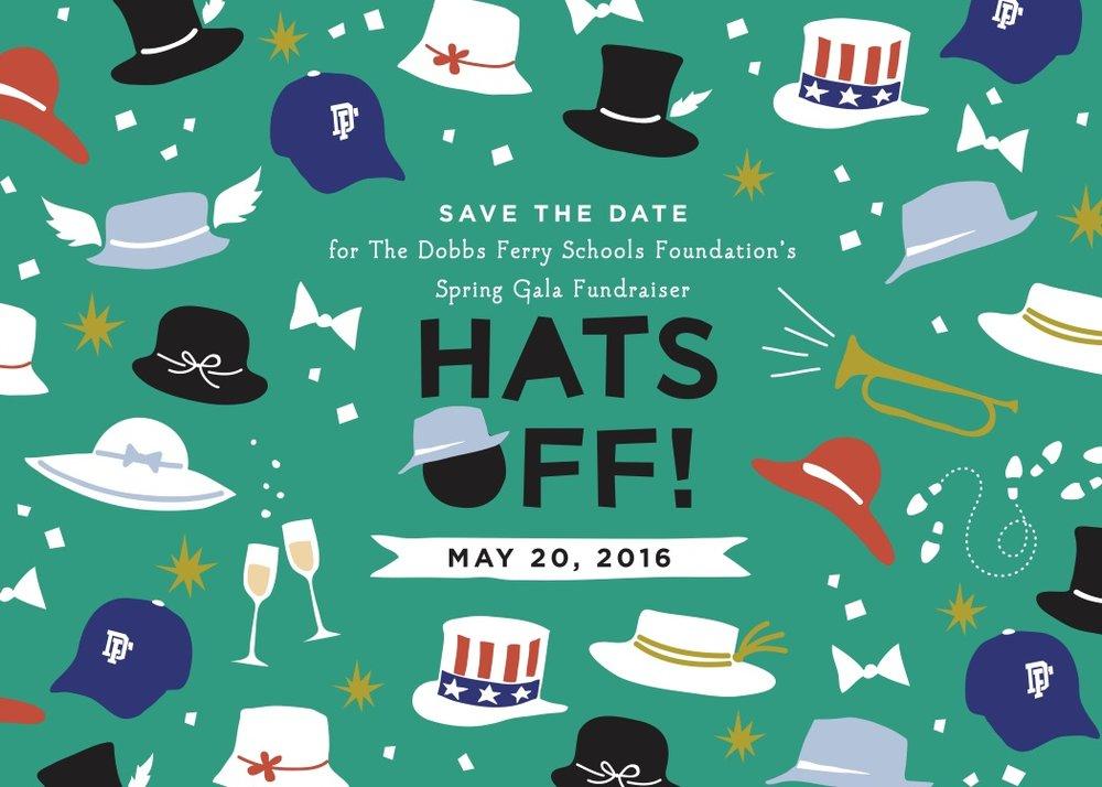 Hats Off 2016