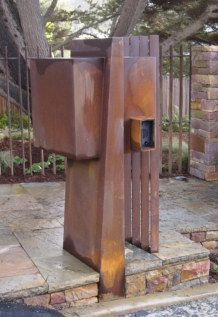 Steel Call Box