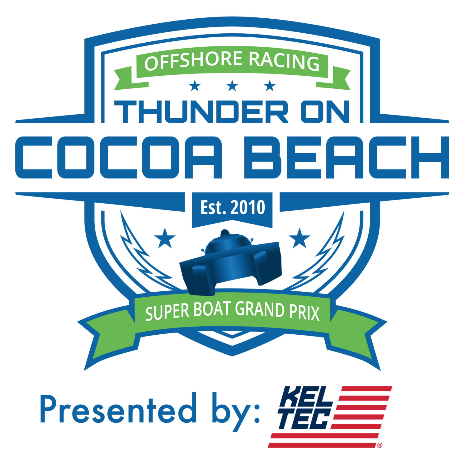 Thunder on Cocoa Beach