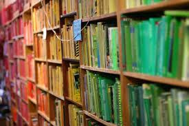 ColorBookshelves
