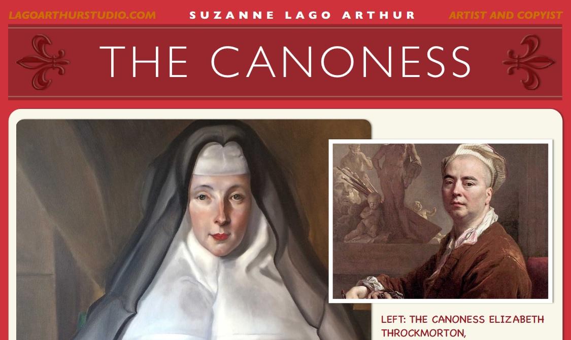 Canoness talk